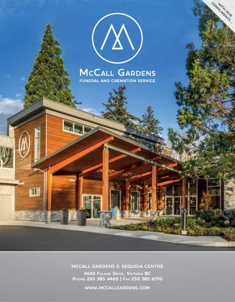 McCall's Funeral & Cremation Resource Guide